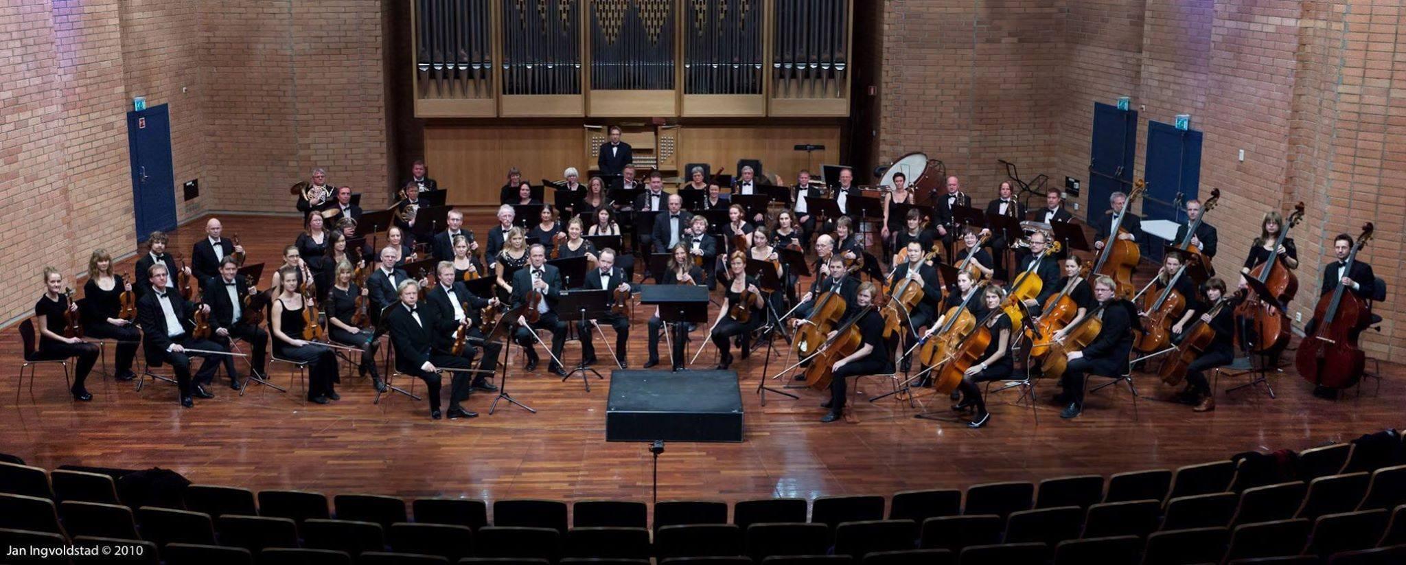 Simfonijsi Orkestr Grada Osla