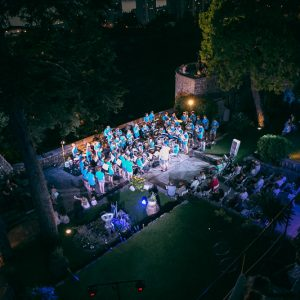 Orkestar Hampshire County Youth Band Gostovao Na Trsatskoj Gradini