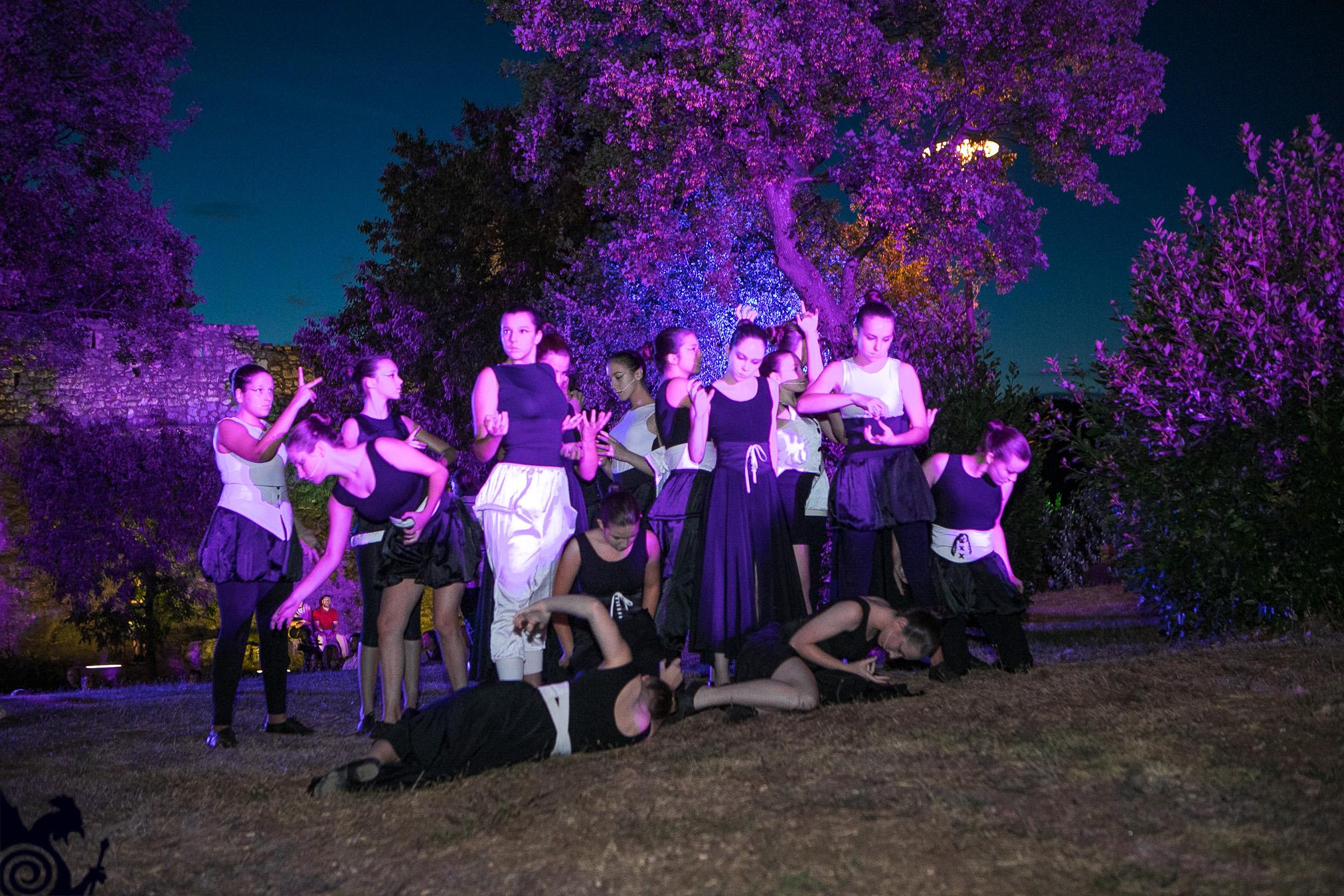 RI DANCE U Magičnoj Atmosferi Otvorio 15. Ljeto Na Gradini!