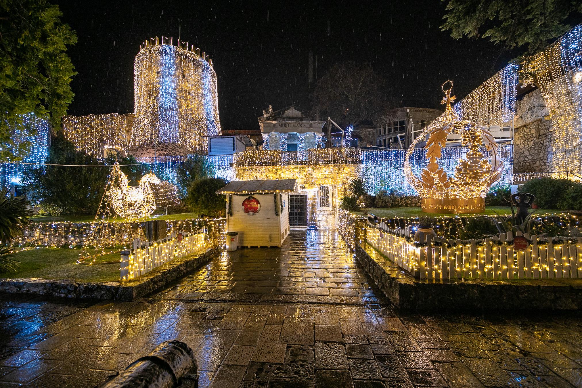 Advent Na Gradini Unio Radost U Zimske Dane I Srca Posjetitelja!